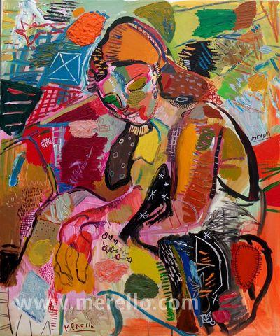 Arte actual pintura modernidad luz y color siglo 21 xxi for Art contemporain artistes